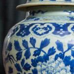 中国美術の陶器
